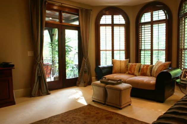 19 Alluring Living Room Designs In Earth Tones That Will Charm You