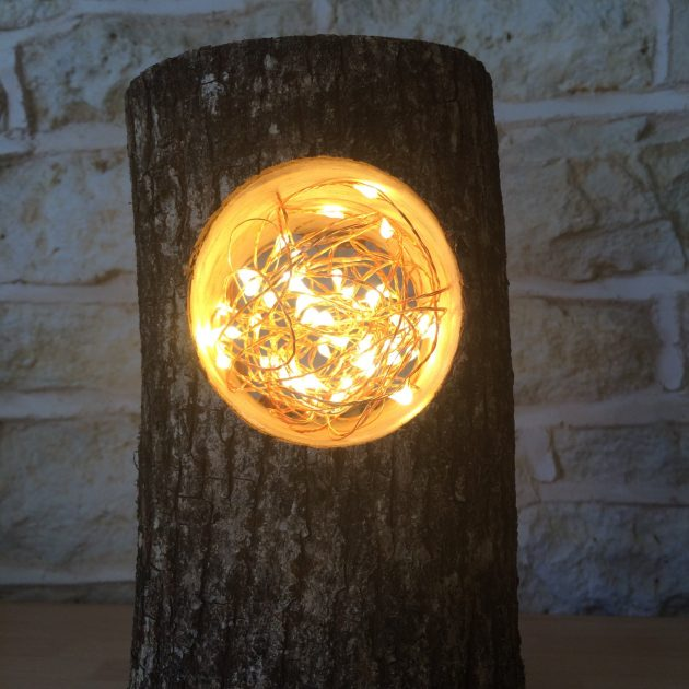 18 Unbelievably Eccentric Handcrafted Lamp Designs You Can DIY