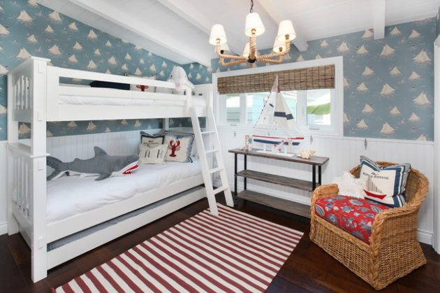 17 Dream like White Bunk Bed Designs That Are Desire Of Every Child