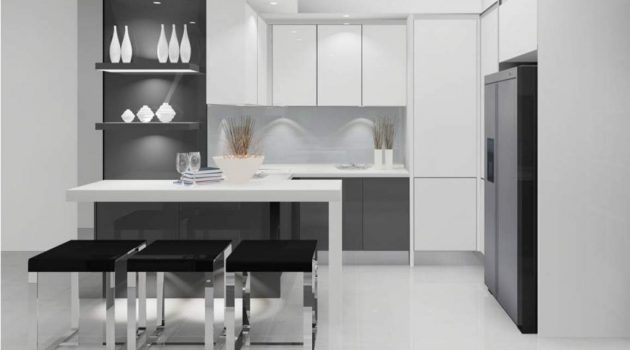 Wow Minimalist Kitchen Design For Small Space Minimalist Kitchen Design For Small Spaces Home Design Trends 2016 - Simple Home Decoration