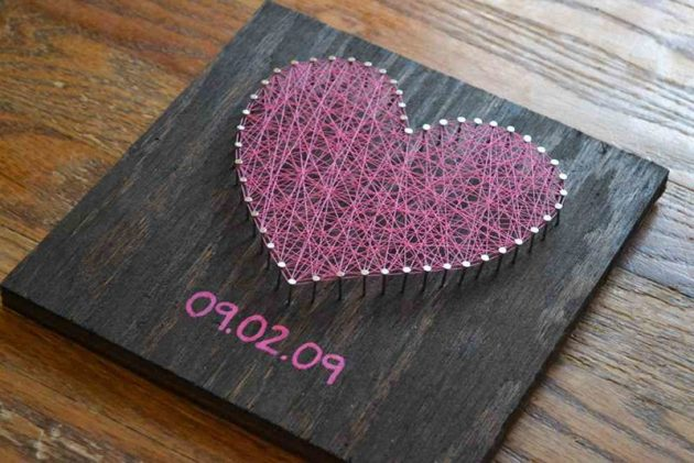 19 Totally Amazing DIY Pallet Crafts For Valentines Day