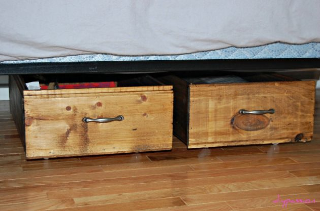 17 Most Creative Ideas To Make Stylish Diy Underbed