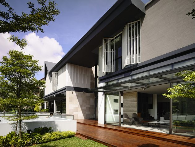 2 Holland Grove by A D LAB in Singapore