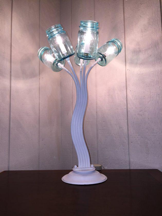 20 Amazing Handmade Mason Jar Lighting Designs You Need To Try