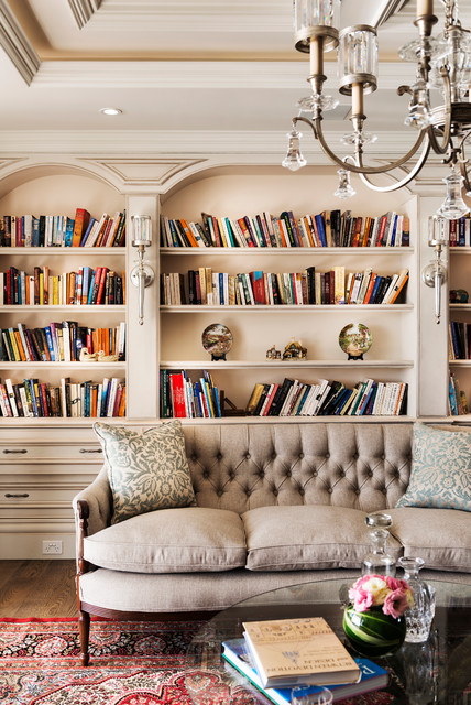 16 Classic Home Library Designs That Are Dream Of Every Book Lover