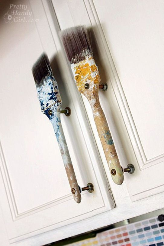 20 Really Compelling Handmade Handles For Every Kind Of Furniture