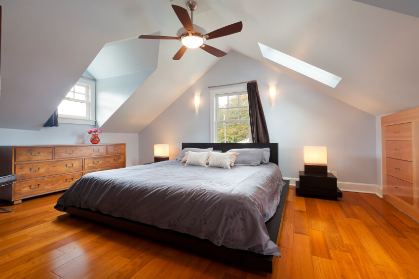 & 17 Effectively Decorated Master Bedrooms In The Attic