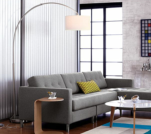 18 Big Floor Lamp Designs For Magical Ambiance In The
