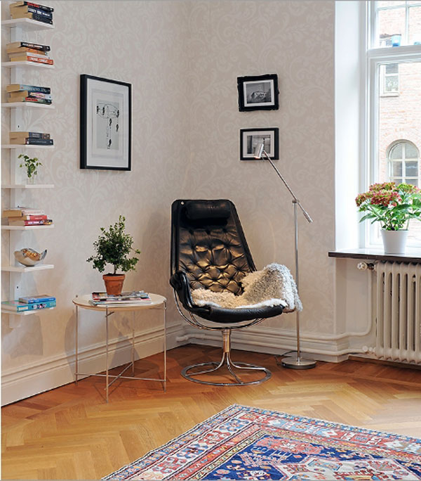 Few Stylish Solutions For Empty Corners In The House