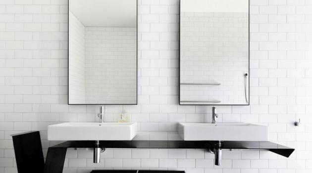 Mirror As Important Bathroom Element