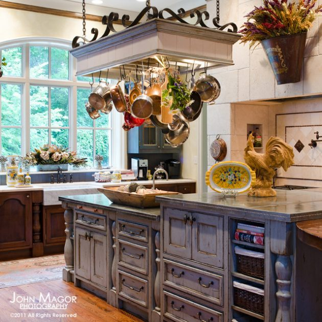 19 Captivating Country Kitchen Designs For Everyone Looking For Cozy Atmosphere