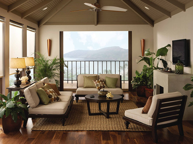 Living Room Designs In Earth Tones