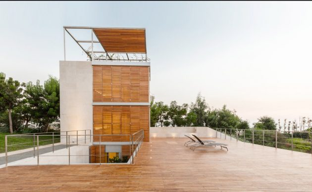 Aamchit Courtowers by Hashim Sarkis in Aamchit, Lebanon