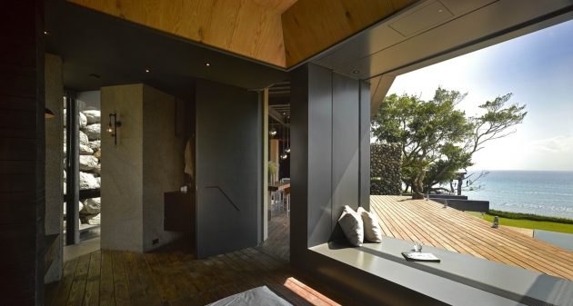 A'tolan House by Create + Think Design Studio on The Eastern Seaboard of Taiwan