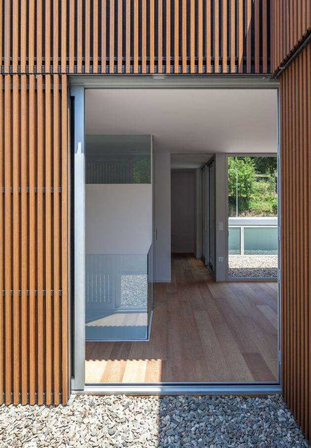 Bitten House by arnau estudi darquitectura in Spain
