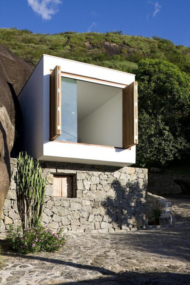 Box House by Alan Chu & Cristiano Kato in Sao Paulo, Brazil