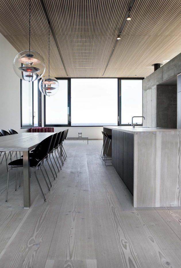 Casa Spodsbjerg by Arkitema Architects in Denmark