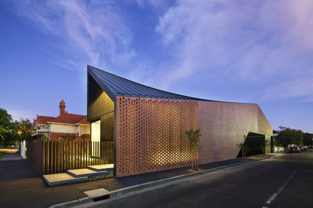 Harold Street Residence by Jackson Clements Burrows Architects in Australia