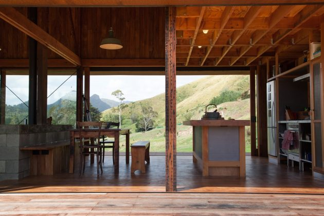 K Valley House by Herbst Architects in Thames, New Zealand