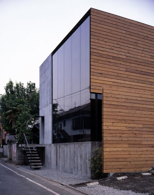 M3 Residence by KG Mount Fuji Architects Studio in Tokyo, Japan