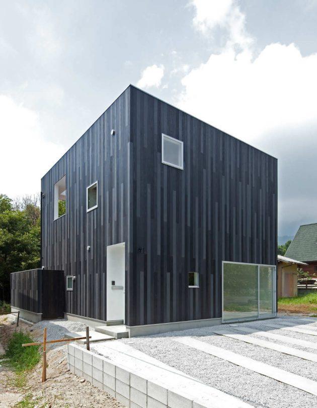 N-House by TOFU in Shiga, Japan