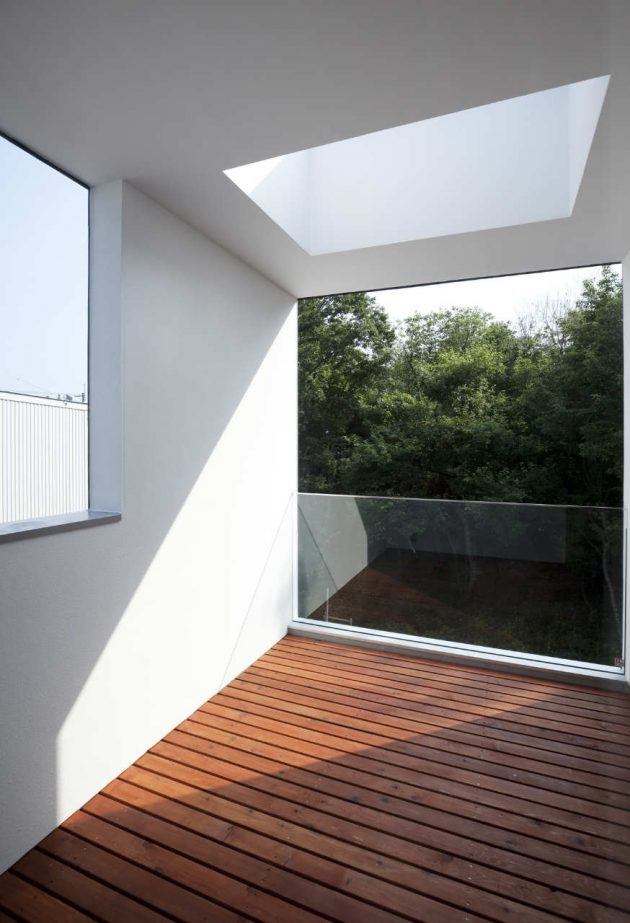 N House by TOFU in Shiga, Japan