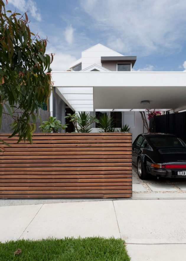 North Bondi House by MCK Architects in Sydney, Australia