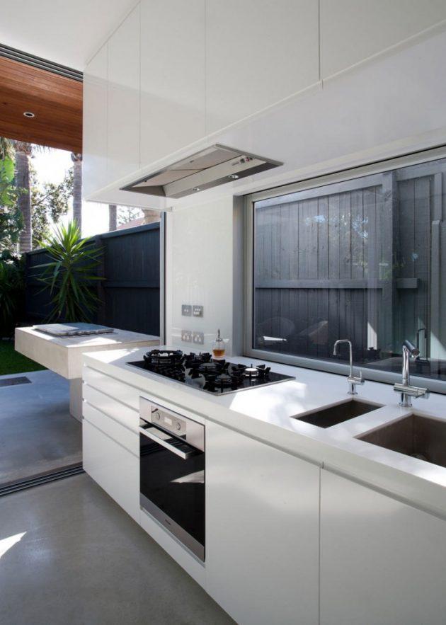North Bondi House by MCK Architects in Sydney, Australia