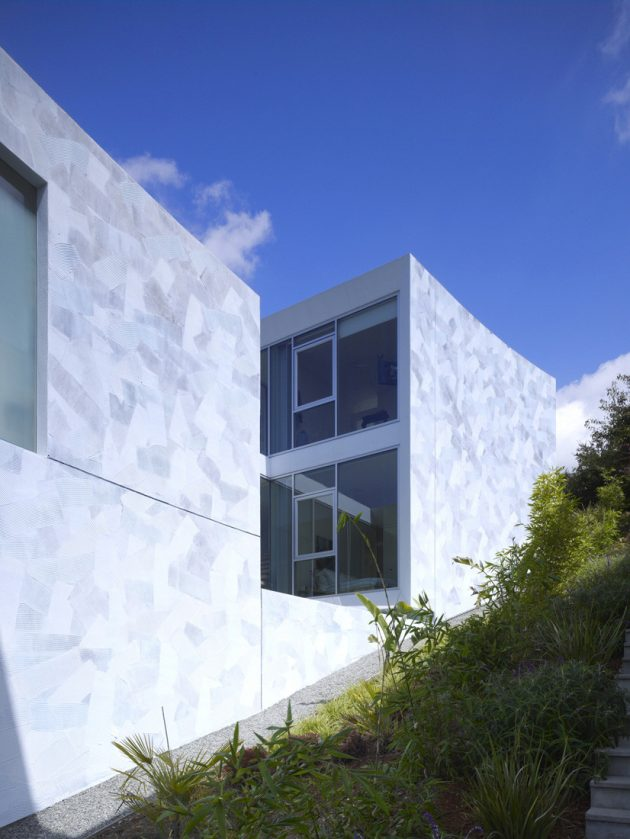 Oakland House by Kanner Architects in Oakland, USA
