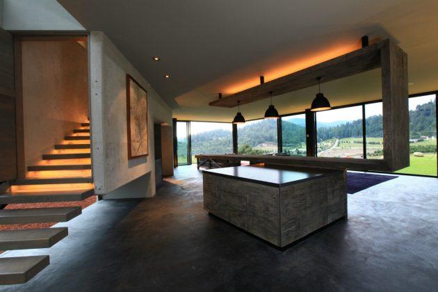 Rancho del Arbol, Código Z Arquitectos, Salazar, Mexico