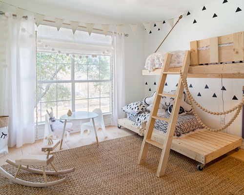 8 Creative Ways With Bunk Beds for Kids' Rooms