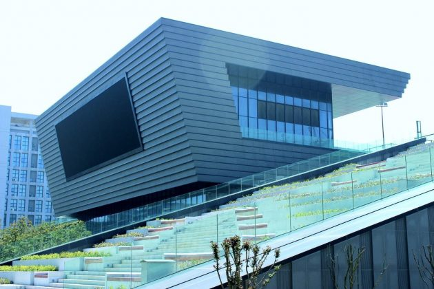 The National Fitness Center China