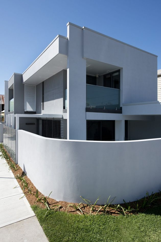 The Junction Residence, Mark Lawler Architects, New South Wales, Australia