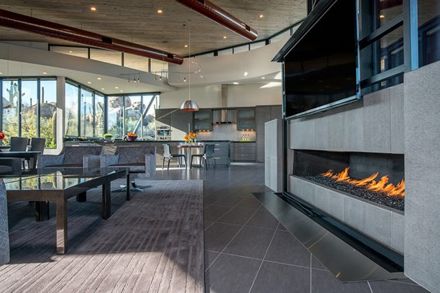 Stone Residence by Soloway Designs in Stone Canyon, Oro Valley, Arizona
