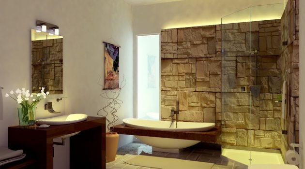 16 Marvelous Bathroom Designs That You Shouldn't Miss