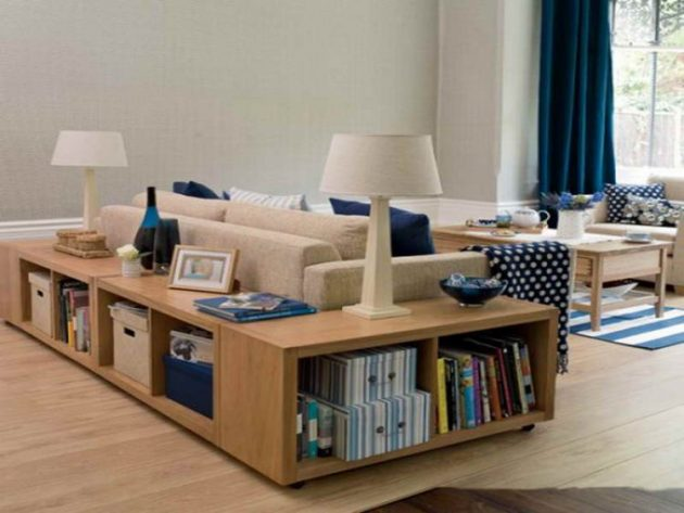 23 Really Inspiring Space-Saving Furniture Designs For Small Living Room
