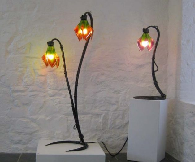 Top 17 Of The Most Extravagant Flower Lamp Designs You Have Ever Seen