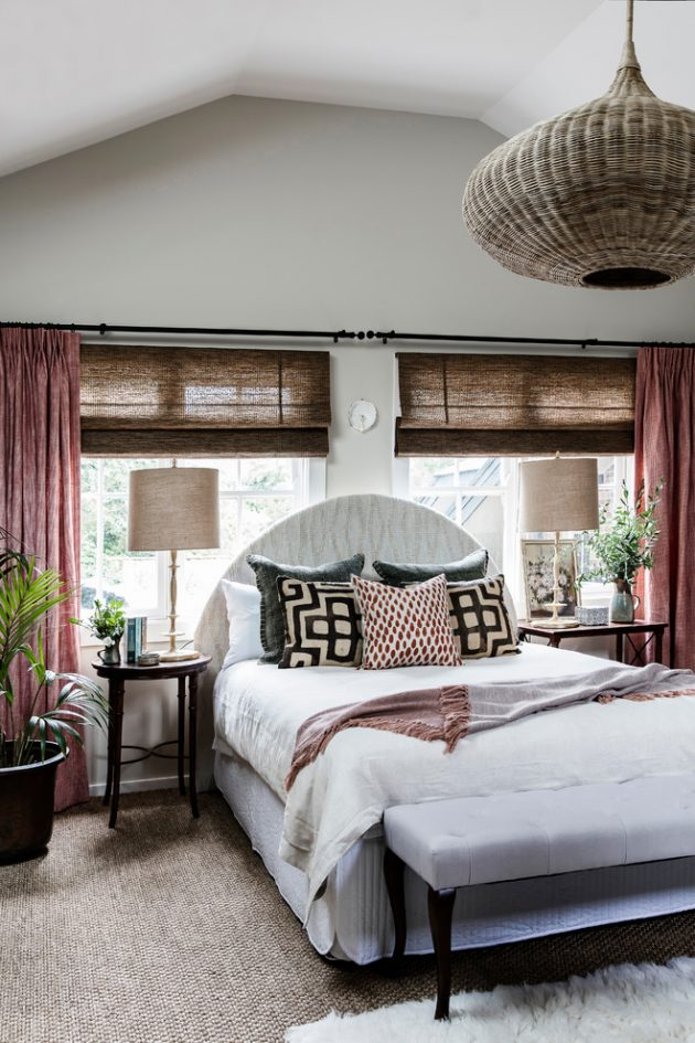 12 stunning designs of incredibly warm cozy bedrooms for Warm bedroom designs
