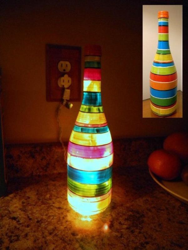 23 Ingenious Ideas To Transform Old Glass Bottles Into