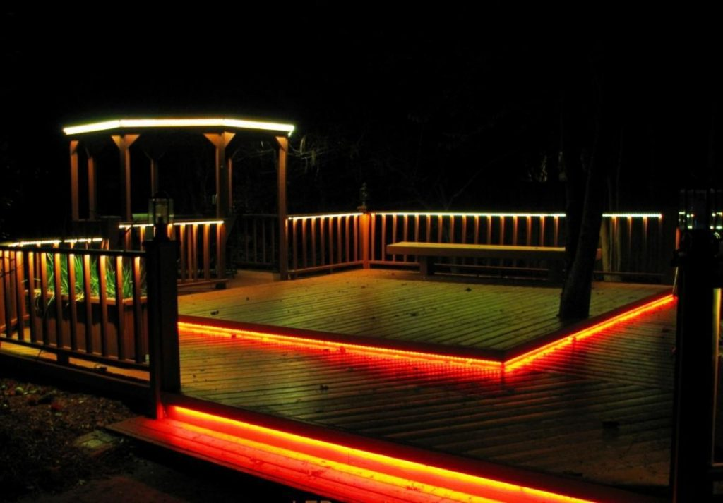 15 deck lighting ideas that will make your nei