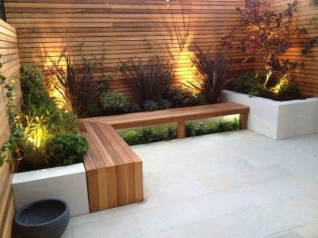 Planter Bench Designs That Are Worth Seeing