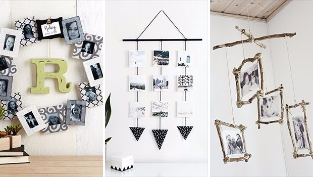 15 Artistic DIY Photo Crafts To Use In Your Home Decor