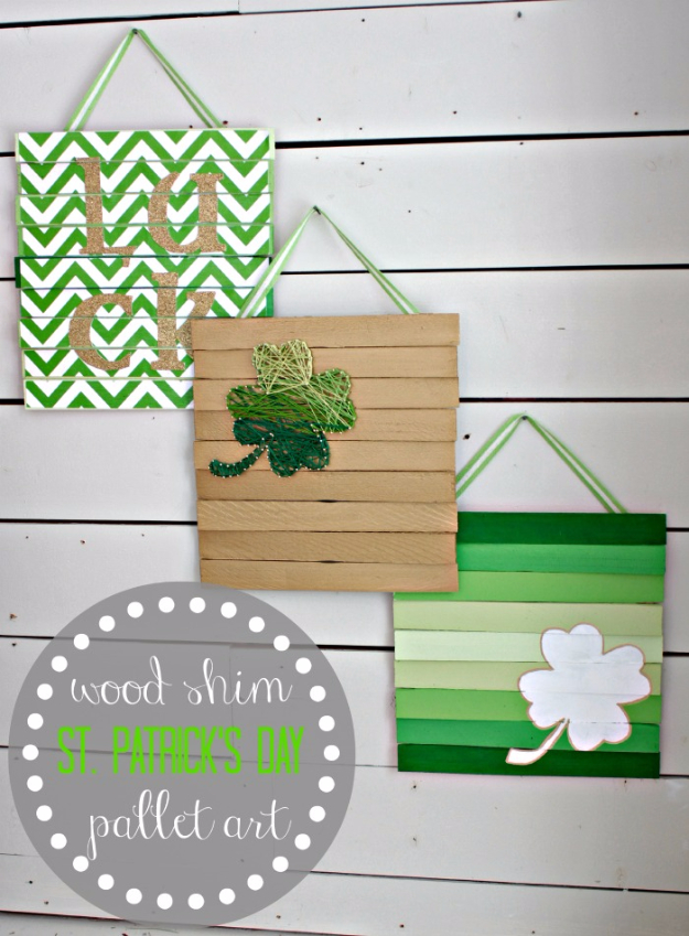 15 Awesome St Patrick S Day Diy Decor That Will Bring