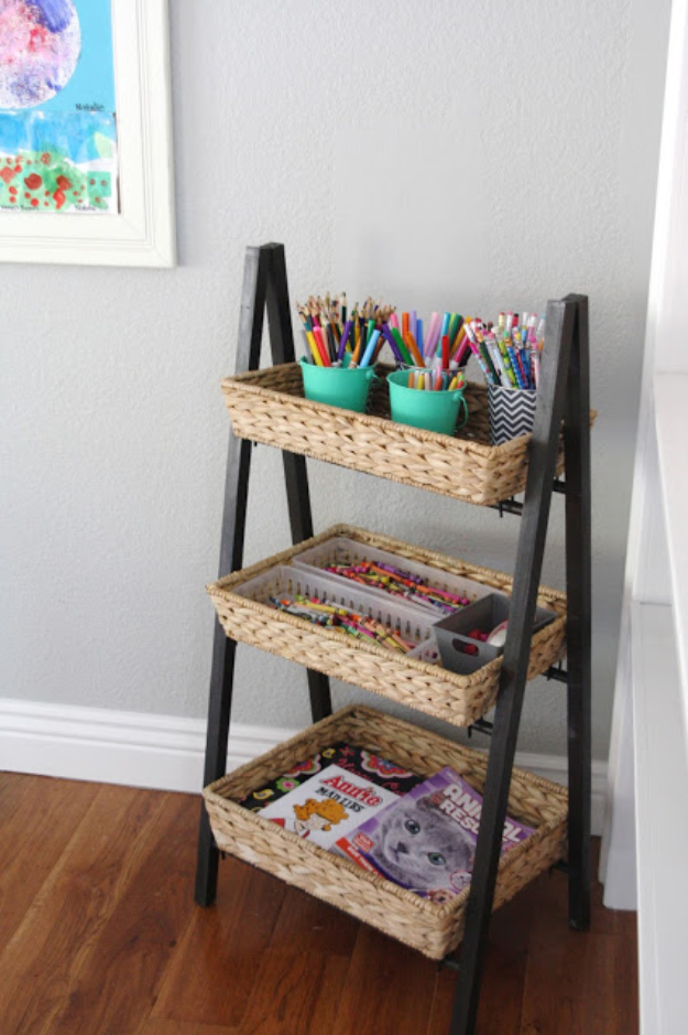 Diy Corner Desk For Kids