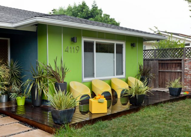 15 Enchanting Mid Century Modern Deck Designs Your Outdoor Areas Long For