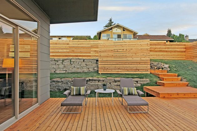 15 Enchanting Mid-Century Modern Deck Designs Your Outdoor ... on Mid Century Modern Patio Ideas id=96773