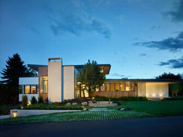 15 Gorgeous Mid Century Modern Home Exterior Designs