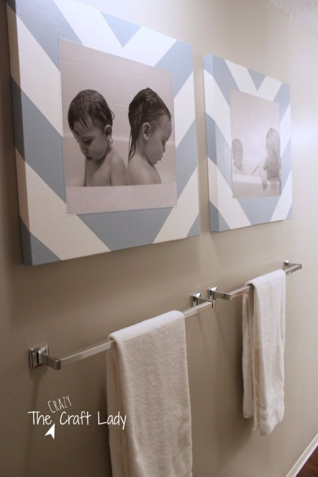 Diy Towel Rack Wood