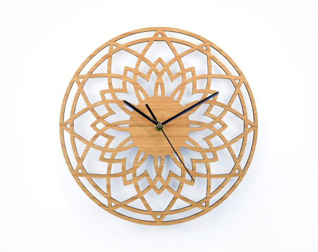 15 Unique Handmade Wall Clock Designs To Personalize Your