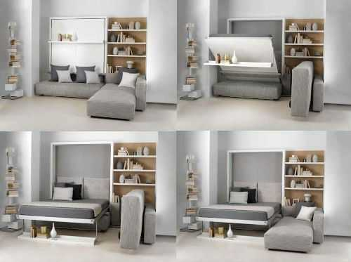 23 really inspiring space saving furniture designs for small living room - Living room design for small spaces image ...